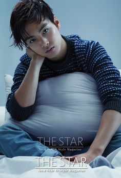 JR - The Star Magazine November Issue '13