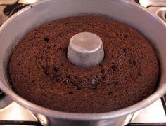 Bolo de chocolate contra a TPM: a receita que vai mudar sua vida - Receitas e Dicas Rápidas