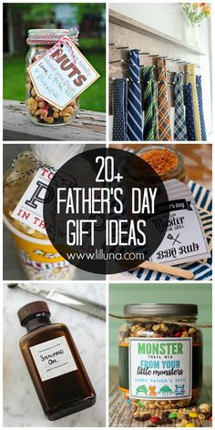 20+ DIY Father's Day