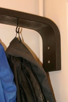 Coat rack   IKEA Hackers Clever ideas and hacks for your IKEA