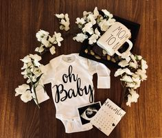 my favorite one!! #baby announcement #raedunnmug