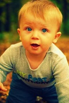 Cutest baby ever <3