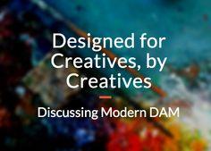 How creatives can stay organized Share Logo, Digital Asset Management, Staying Organized, Creative, Design, Design Comics, Organization