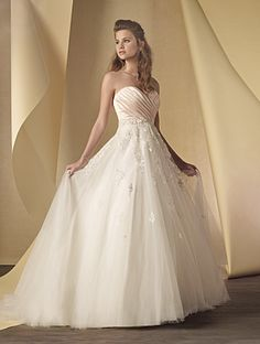Alfred Angelo Bridal Style 2452 From