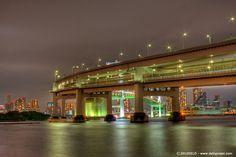 Tokyo  Rainbow bridge by delo projet