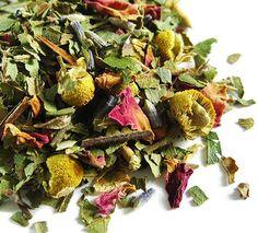 Lemon Herbal Tea with Pink Rose Petals - Pink Rose Lemonade | TEA SPOT