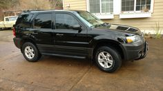 SUV detailed in NE Olympia Washington!