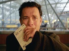 The Terminal. Great Tom Hanks film!