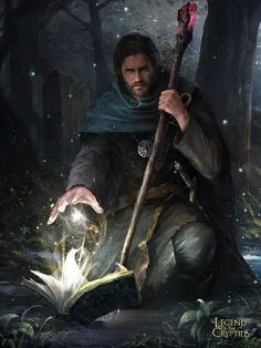 Character Portraits (rpgrules: From Fantasy, Daydreams and Nightmares. Fantasy Male, High Fantasy, Fantasy Rpg, Medieval Fantasy, Fantasy World, Fantasy Wizard, Fantasy Character Design, Character Inspiration, Character Art