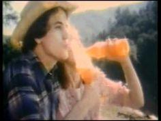 Orange Crush Commercial 1979