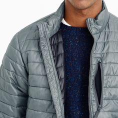 Primaloft® jacket - jackets & coats -Men- J.Crew