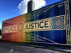 Streetart: New Murals by Shepard Fairey (Obey), Faith47 and Anthony Lister in Miami (10 Pictures)