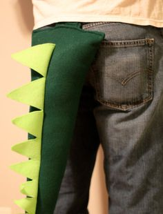 Dinosaur Alligator Crocodile Tail for by ShopImperfectionista