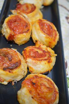 Babbi e le Palle di Pelo: Roselline al sapore di pizza Calzone, Muffin, Breakfast, Food, Morning Coffee, Essen, Muffins, Meals, Cupcakes