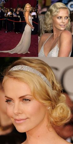 wedding hair - I like the one at the bottom