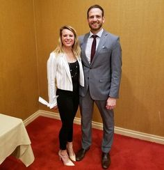 Congratulation's to #olninc #bossbabe Erin on her recent recognition at an industry conference.