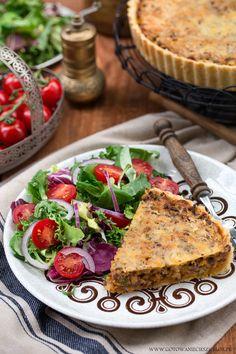 cheeseburger Pie Cheeseburger Pie, Eating Well, Food Styling, Bread, Snacks, Granola, Recipes, Torte, Salty Tart