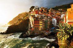 Cinque Terre, Italia [Top pueblos]