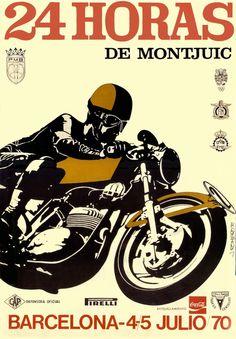 Clasp Garage: 24 Horas Montjuic 1970