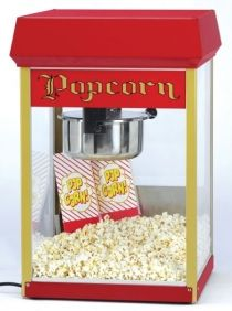 Movie Watching & Hot Buttery Popcorn ... HEAVEN!