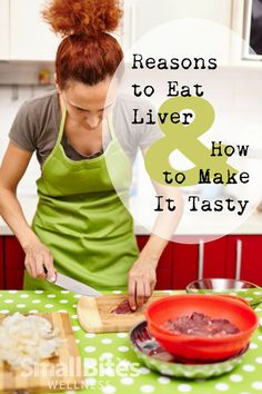 Liver doesn't have to make you cringe. Once you know how beneficial it is for health, you'll want to eat liver. And I've got all the most tasty ways to do so.