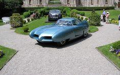 1954 Alfa Romeo BAT7 Bertone Concept