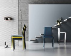 Manila chair by IMPERIAL LINE