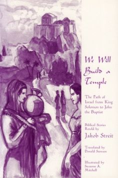 The Path of Israel from King Solomon to John the Baptist     The Biblical stories retold in this book are based on the Old Testament. They connect the reader with the pictures and events that contributed to the forming of Western culture at the beginning. They are the stories of Solomon, Elijah, Tobias, Isaiah, Jeremiah, Daniel, Nehemiah, Jonah, Heliodorus, Job, Judas Maccabeus, and John the Baptist.    Illlustrated by Suzanne A. Mitchell