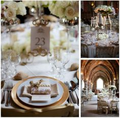 Regal wedding at the Abbaye des Vaux de Cernay in France #Christmas #thanksgiving #Holiday #quote