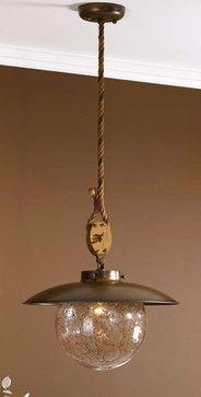 Fredeco Nautical Pendant - Fredeco Lighting