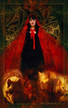 witches and warlocks pictures | Crimson and Wolves by ~Rickbw1 on deviantART | Witches and Warlocks