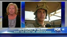 Marine Andrew Tahmooressi Jailed, Chained to Cot After Allegedly Getting Lost in Mexico | Fox News Insider
