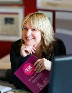 Melody Biringer, founder of Crave women's entrepreneurial network.