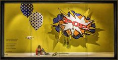 Window displays are innovative, creative and inspiring, and the collaboration of art and display has created some fantastic displays in recent years.