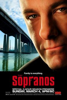 The Sopranos....Pamela's Boyfriend...there's your boyfriend...ha,ha...