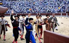Notiferias Toros en Venezuela y el Mundo: FERIA DE SAN ISIDRO 2015: Victorino y El Cid se su...
