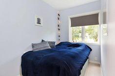 Blått soverom - BERG: