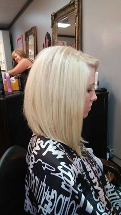 Uzun Küt Sarı Saç