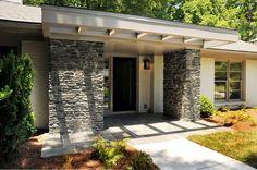 Ansley Park Mid Century Modern Ranch | Jones Pierce Architects: