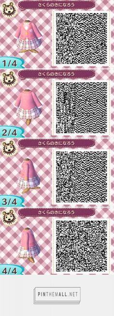 Pink school uniform with blazer and tartan skirt