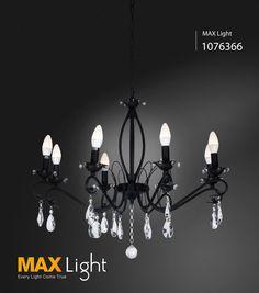 MAX Light Classic 1076366 Follow us: https://www.facebook.com/Boonthavornlighting/