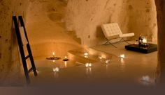 Royal Court Suite - Rooms and Suites - Hotel Matera - Hotel Matera - Matera Luxury Resort