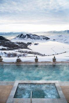 Jackson Hole, Wyoming Skiing Break | Holiday Idea (houseandgarden.co.uk)