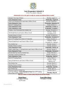 Hillsborough county school calendar is a detailed sheet in which all the information related to the academic activities and important dates Academic Calendar, School Calendar, Kids Calendar, Yearly Calendar, Calendar 2020, Calendar Ideas, Calendar Design, Printable Blank Calendar, Moon Calendar