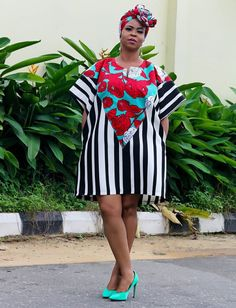Latest Plain And Pattern Styles For Ladies: 55 Beautiful Plain And Patterned Ankara Designs 2019 Short African Dresses, African Blouses, Latest African Fashion Dresses, African Print Dresses, African Print Fashion, Ankara Fashion, Latest Fashion, Ankara Gown Styles, Trendy Ankara Styles