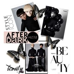 Fierce After Dark by andreaj247 on Polyvore featuring Dot & Bo
