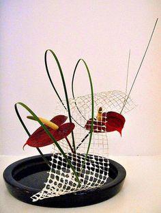 Resultado de imagem para ikebana de natal