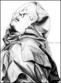 Ecstasy of St. Teresa by st3to