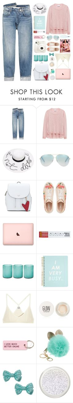 """""""#518 Paroxysm"""" by mayblooms ❤ liked on Polyvore featuring Monse, Victoria Beckham, Dune, Jamie Young, ban.do, Base Range, Fuji, Topshop, Various Projects and Donna Karan"""