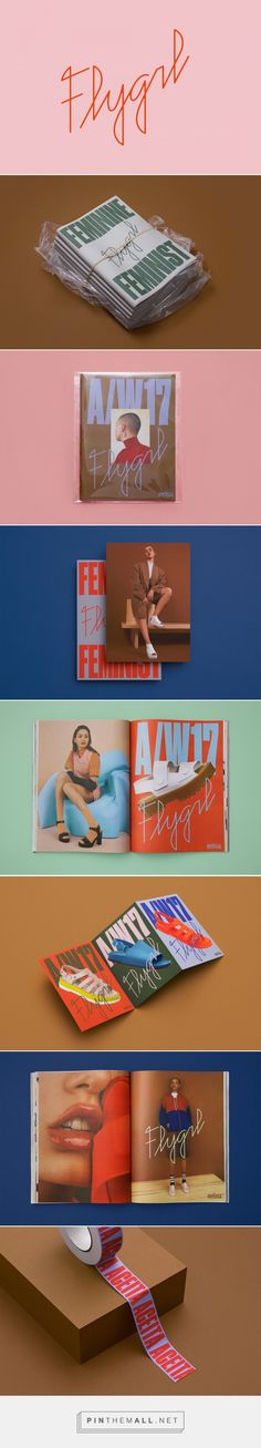 Melissa Flygrl by Felipe Rocha & Leo Porto — The Brand Identity - created via https://pinthemall.net